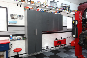 Schedule a Garage Organization System Consultation