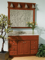 Beautiful Wood Bathroom Vanities