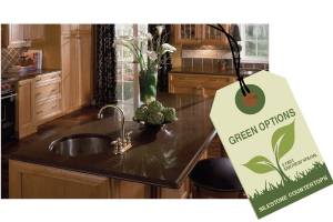 Green Options - Silestone Countertops