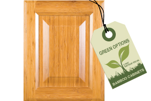 Green Options - Bamboo Cabinets