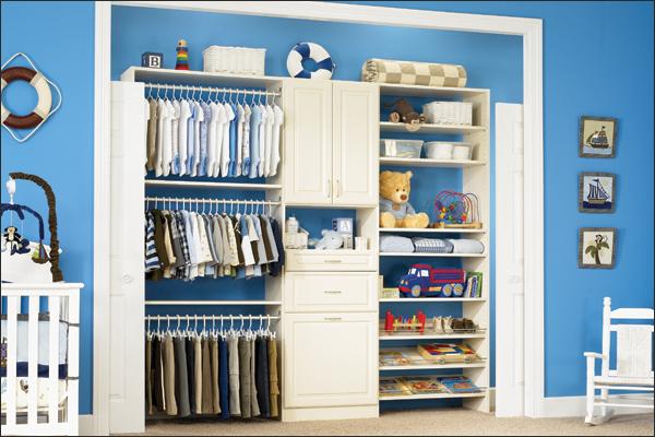 Closet Organization Systems | Closet Storage Solutions | U.S. ...