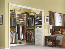 Closet Organization Systems