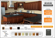 Kitchen Cabinet Refacing Design Tool