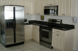 Before Kitchen Remodeling, Cabinet Refinishing, Cabinet Refacing