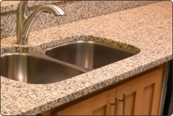 Add a Countertop to Kitchen Cabinet Refacing